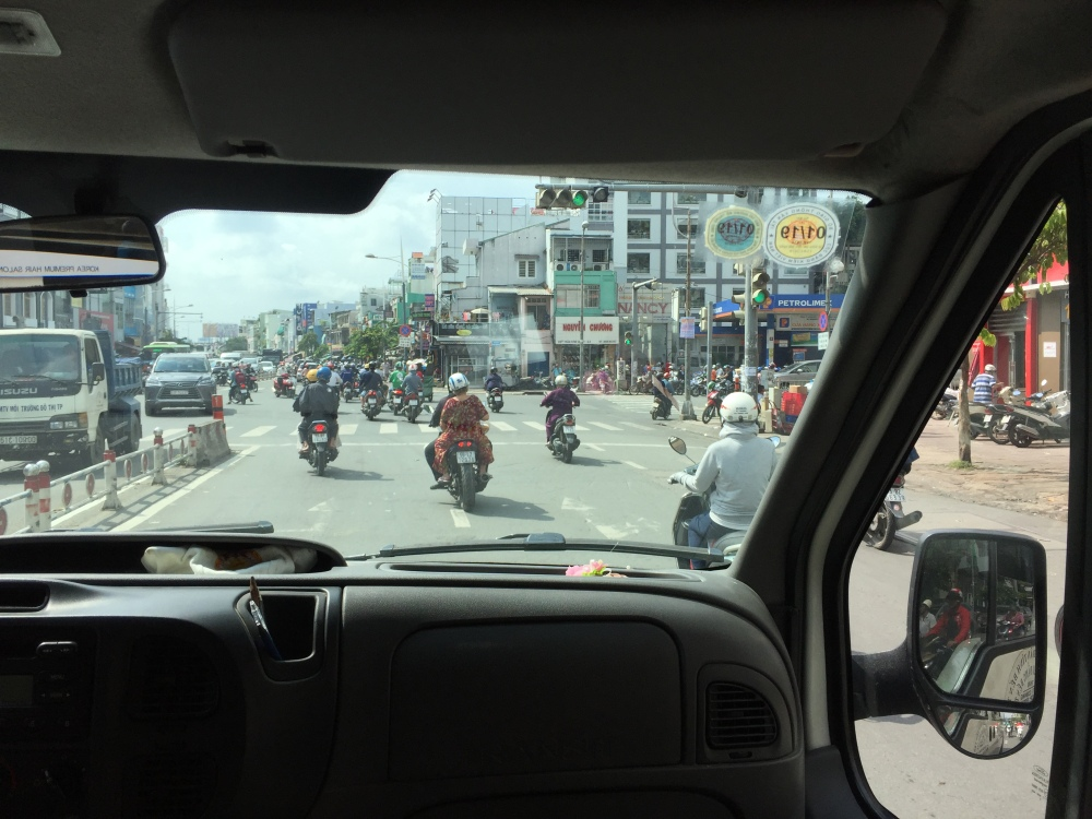 HCM Motor scooter