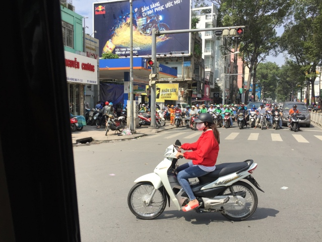 Ho Chi Minh Scooters