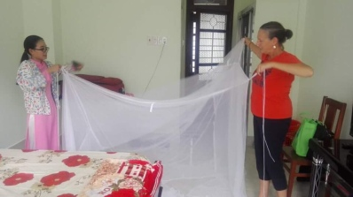 Let's look at this Mosquito Net